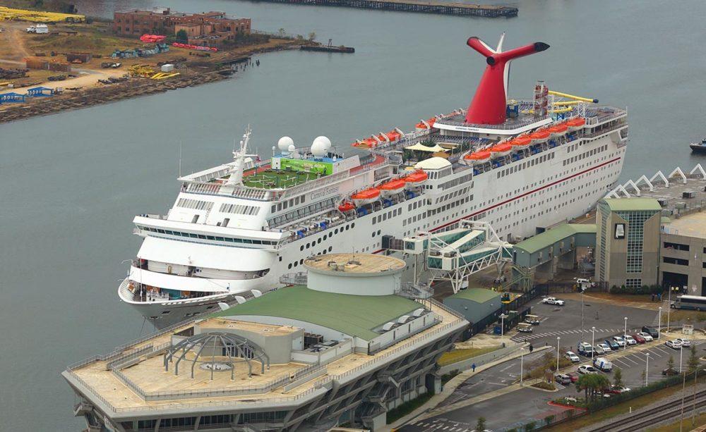 Carnival Cruise Line Returns To Mobile Alabama