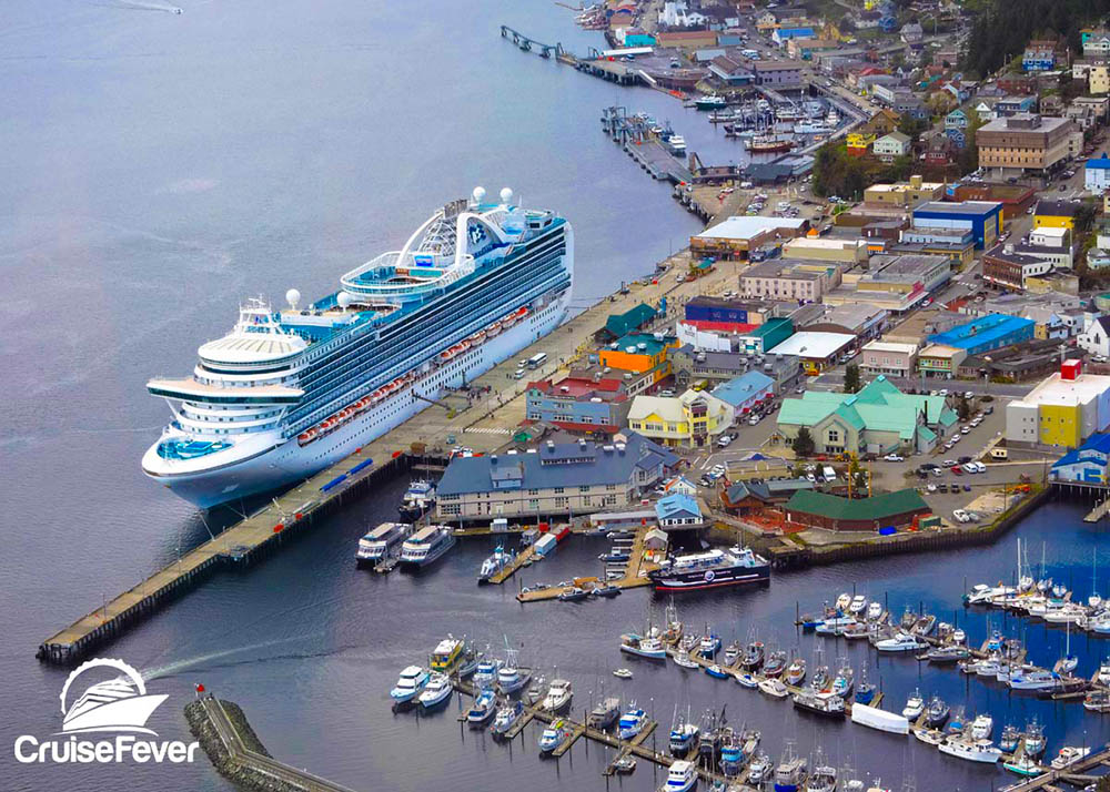 Princess cruises voted best cruise line to alaska in 2016 for Best us cruise lines