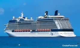 Celebrity Cruises Offering $25 Cruise Deposits