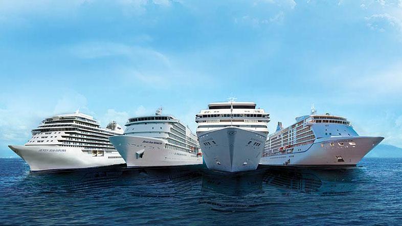 Regent Seven Seas Cruises Voted Best Luxury Cruise Line In