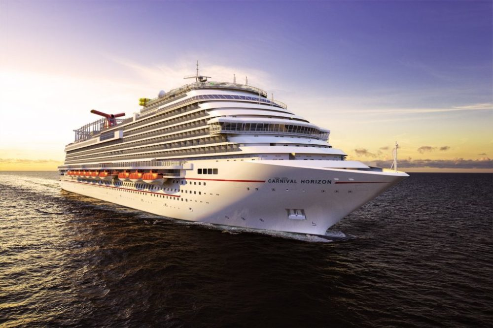 Carnival Releases Homeport And Itineraries For Their Next Mega - Cruise ship schedule grand cayman