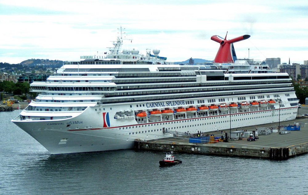 Carnival Announces Day Carnival Journeys Cruise To Alaska - Alaskan cruises