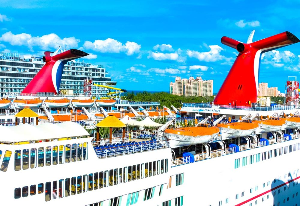 Carnival Offering Free Upgrades on Last Minute Cruises