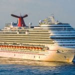 Carnival Ship Receives Extensive Makeover During Multi-Million Dollar Renovation