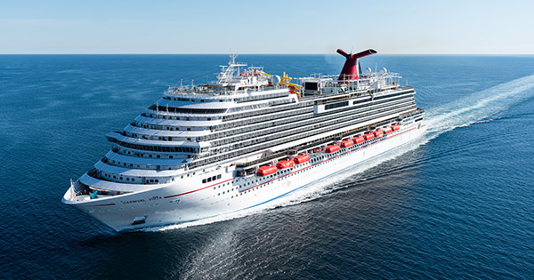 Carnival Adds Short Bermuda Cruises Out Of NYC On Carnival Horizon - Cruises departing from ny