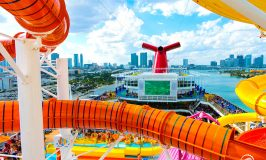 First Impressions of Carnival's Newest Cruise Ship, Carnival Vista