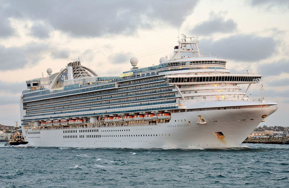 Crew Member Dies After Gas Cylinder Explodes On Cruise Ship - How many crew members on a cruise ship