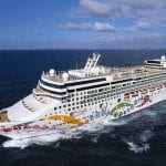 Norwegian Cruise Ship Emerges from Dry Dock with Shipwide Enhancements