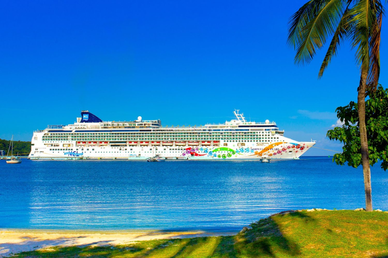 Norwegian Cruise Ship Emerges From Dry Dock With Shipwide