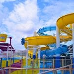 First Look at Carnival's Newest Cruise Ship Waterpark