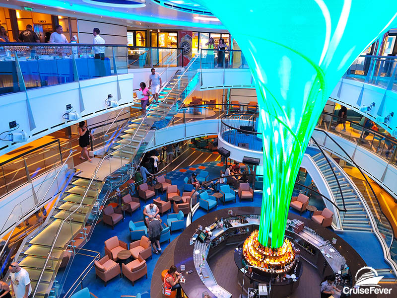 10 Impressive Features On Carnival's Largest Cruise Ship