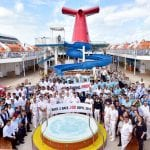 Carnival Cruise Ship Scores Second Straight Perfect 100 Health Score