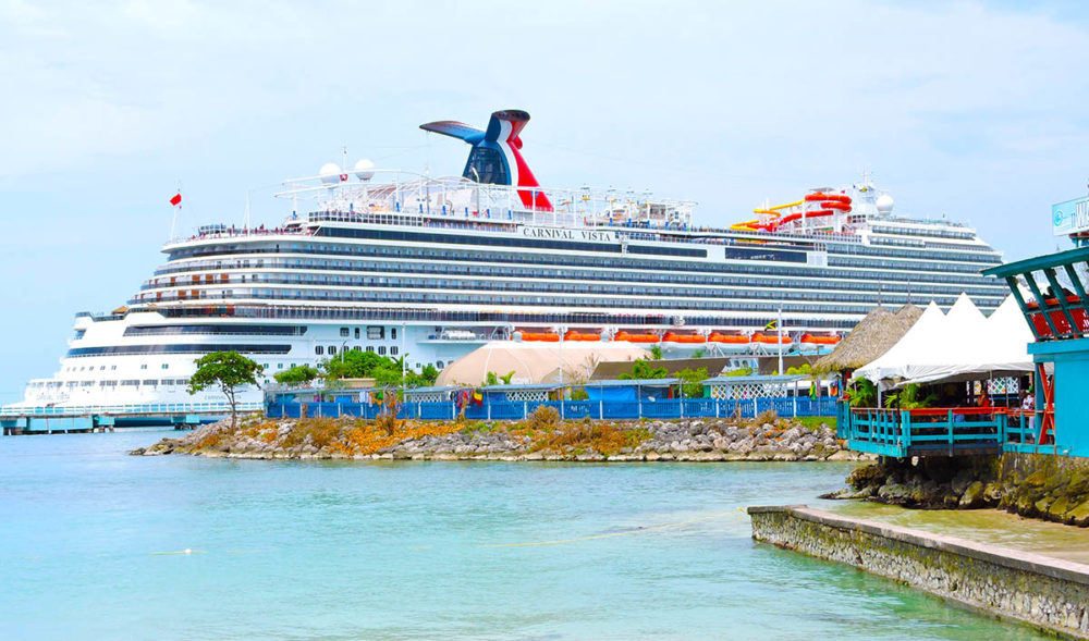 Carnival cruise line named best value for the money for Best us cruise lines