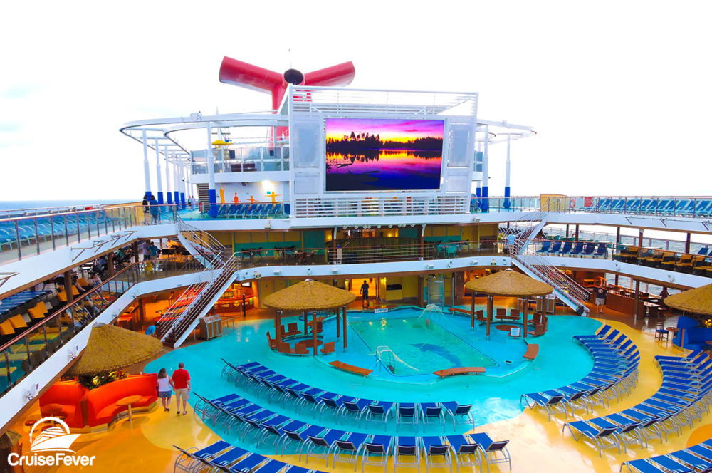 10 Impressive Features on Carnival's Largest Cruise Ship, Carnival Vista