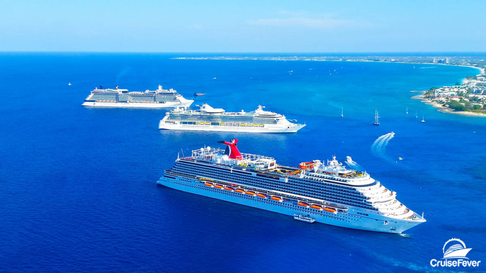 Cruise Lines Chipping in for Cruise Pier on Grand Cayman