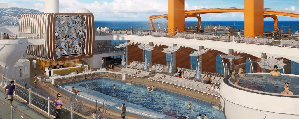 Celebrity Cruises Raises The Bar With Edge Class Cruise