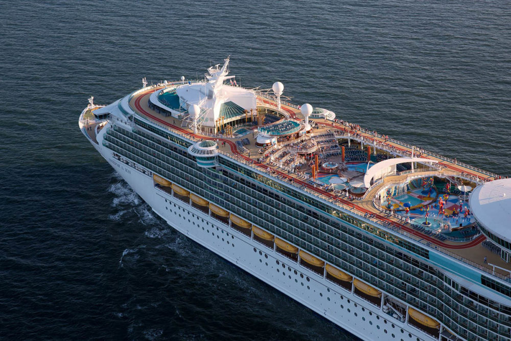 Royal Caribbean Moving Freedom Of The Seas To San Juan - Freedom of the seas
