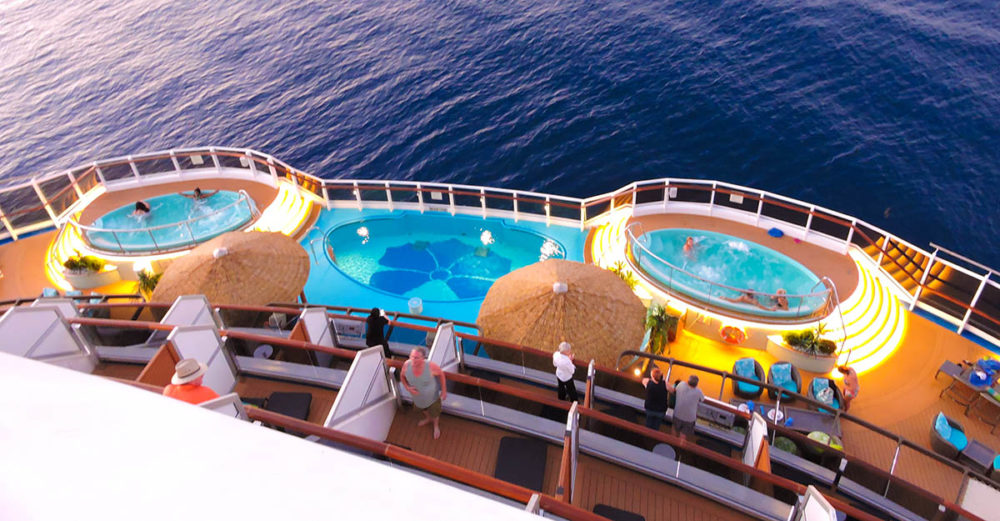 10 Impressive Features On Carnival39s Largest Cruise Ship