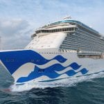 Princess Cruises' Most Luxurious Cruise Ship Joins Fleet