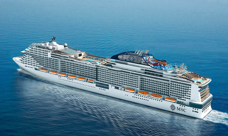 Cruises From Miami >> Msc Cruises Newest Cruise Ship To Homeport In Miami In 2019