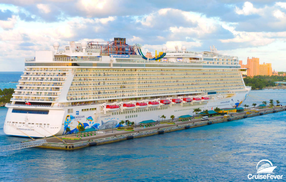 Norwegian Cruise Line Adds Escape Room Experience To Four Cruise Ships - Norwegian epic cruise