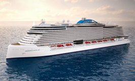Norwegian Cruise Line Releases Cruise Ship Renderings of Project Leonardo