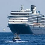 Another Holland America Cruise Ship with Perfect 100 Health Score