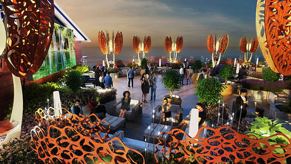 New features of Celebrity Edge cruise ship revealed