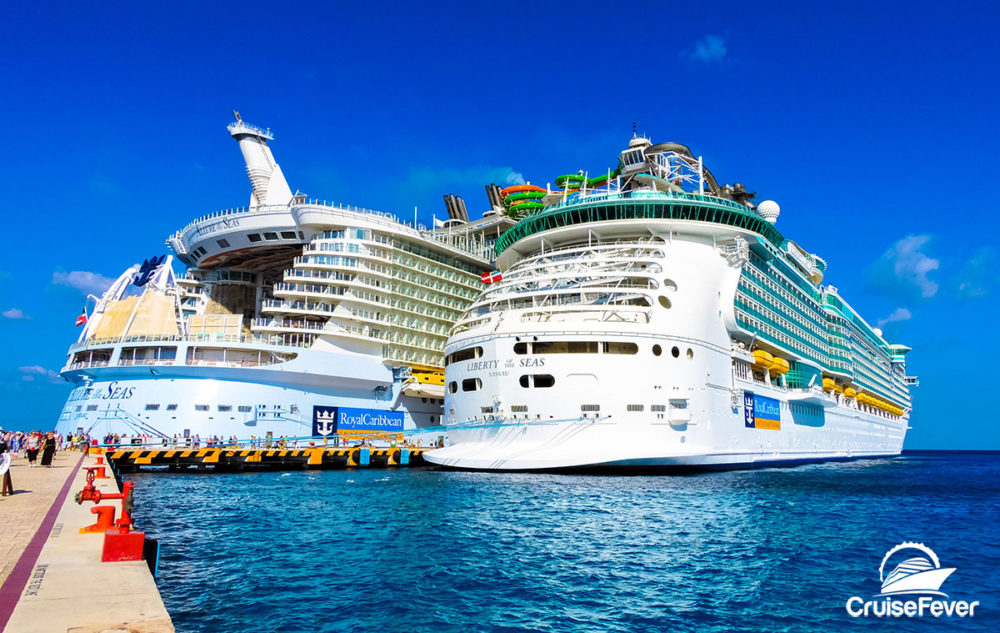 royal caribbean testing new app on select cruise ships