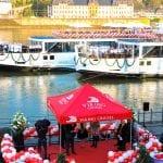 Viking River Cruises Christens Two New Longships