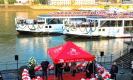 Viking River Cruises Christens Two New Longships
