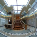 360 Photo Tour of a Viking River Longship