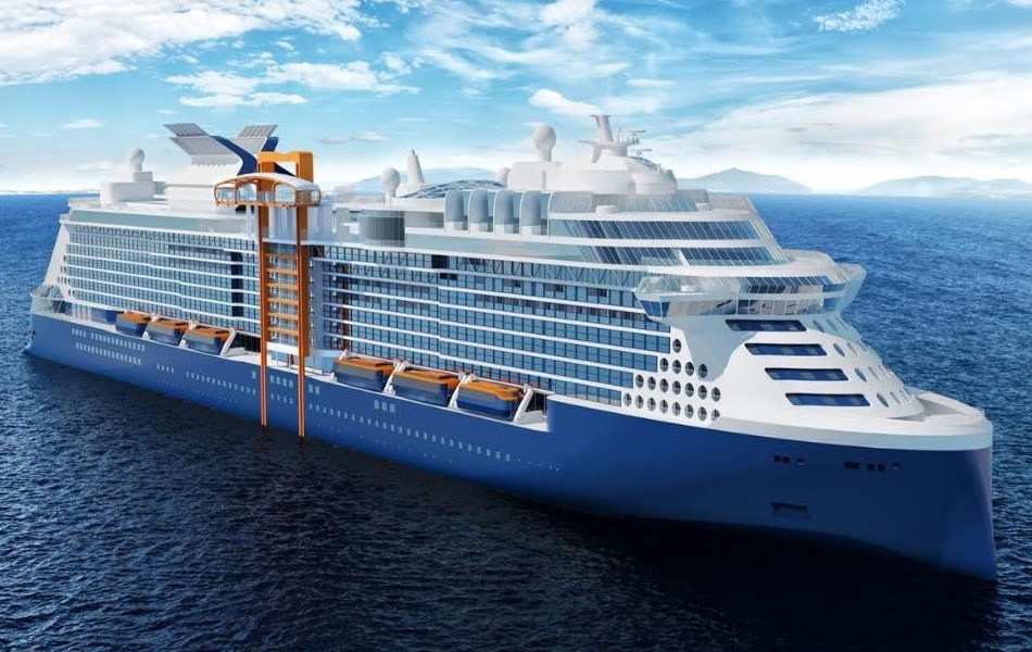 New Cruise Ships Under Construction/On Order for 2017-2026