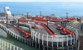 Ferrari Race Track Featured on Norwegian Cruise Ship