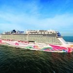 Norwegian Cruise Line Takes Delivery of Their 15th Cruise Ship