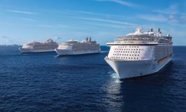 5 New Cruise Ships Coming to Royal Caribbean