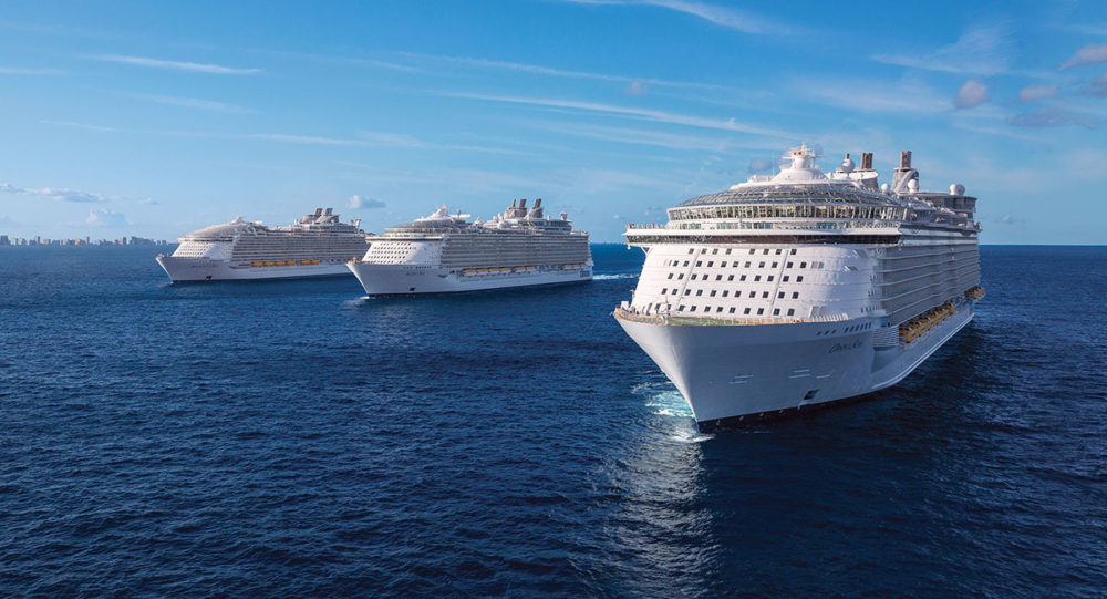 Royal Caribbean Offering Every Third Night Free