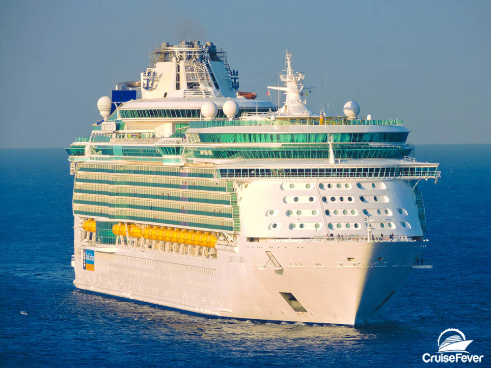 Royal Caribbean Cruise Ship Drops St. Maarten From