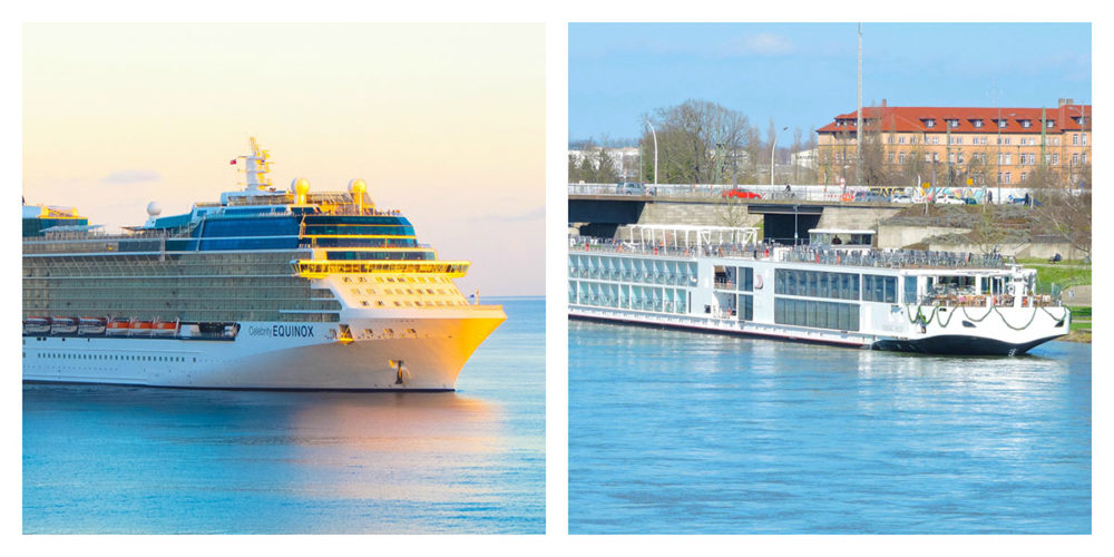 Differences Between Ocean And River Cruises - Buying a cruise ship