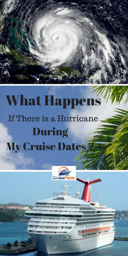hurricane during cruise dayes