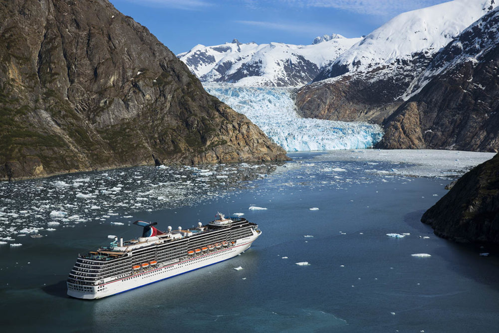 Carnival Cruise Line Introduces New Activities On Cruises To Alaska