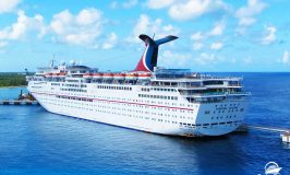 Carnival Cruise Ship Honored for Rescue During Hurricane
