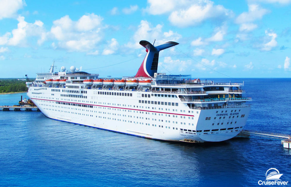 Carnival Cruise Ship Receives New Cabins Water Slides Restaurants And More