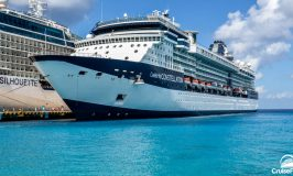 Celebrity Cruise Ship Receiving New Features During Dry Dock