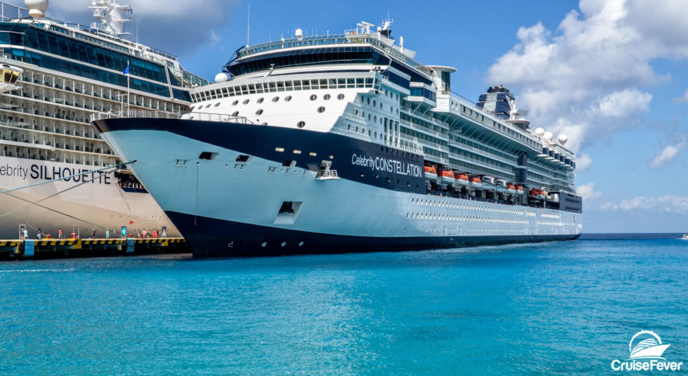 Celebrity Cruise Ship Receiving New Features During Dry Dock - Where do old cruise ships go