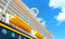 Cruise Ship Passenger Rescued After Going Overboard