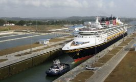 Disney Cruise Ship First Through Panama Canal's New Locks