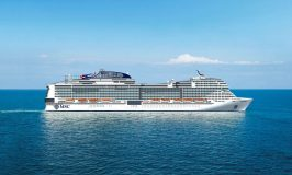 MSC Cruises Opens Bookings for New Cruise Ship