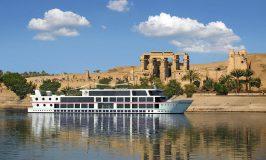 Viking Unveils New Ship Design for Nile River Cruises in Egypt