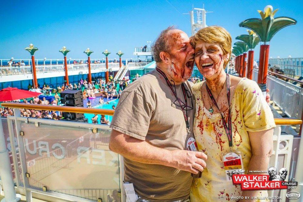 Resultado de imagen para walker stalker cruise 2018